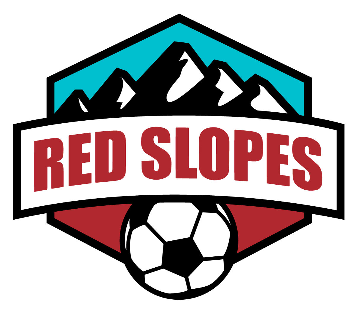 RED SLOPES SOCCER